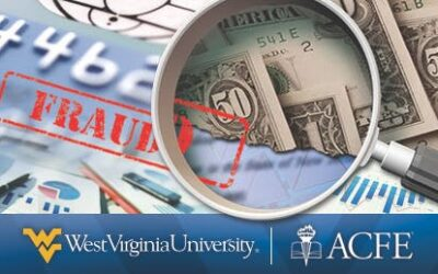 Forensic Accounting and Fraud Examination – West Virginia University
