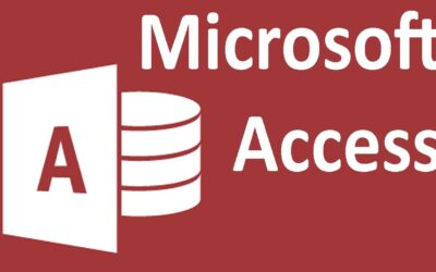 Microsoft Access Specialization Training
